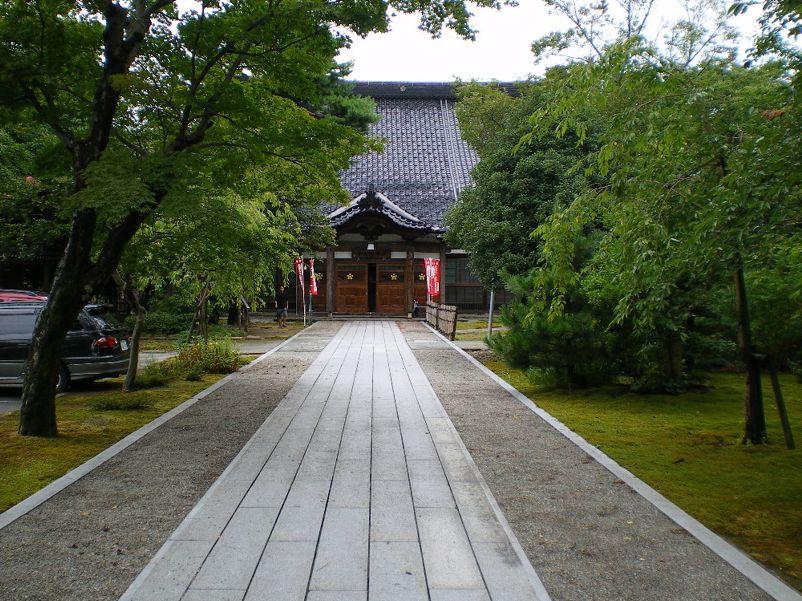 前田利家公の菩提寺
